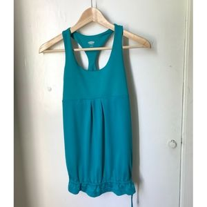 Old Navy Teal Athletic Top - Size XS